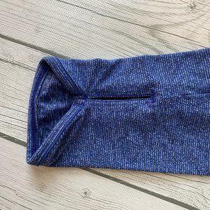 Lucy Tops - Lucy Quarter Zip Pullover Long Sleeve Sweatshirt